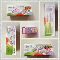 NEW Super Slicer Plus Vegetable Fruit Peeler Dicer Cutter Chopper Nicer Grater Multi Function Vegetable Fruit Shredders