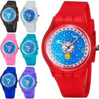 Stylish Skeleton Back Dial New Sports Watches Men Luxury Brand Quartz Watch Women Wristwatches Rubber Band Relogio masculino 768