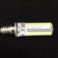 100pcs/lot led light 9W Silicone led bulb AC110-140V  warm white/white free shipping dhl e12 base