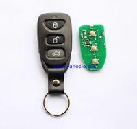 Hyundai Sonata NF car 3 button remote key 315mhz