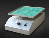 Electric Shaker bed, Coomassie blue staining and destaining oscillation shaking, silver nitrate staining of fixed, stained,