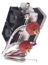 0.2mm Nozzle Dual-Head 0.2mm Nozzle Extruder Print Dual-Head for 3D Printer
