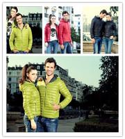 2015 New Fashion Winter Lady Down Short Design Coat  Women Cotton-padded Jacket Slim Solid Zipper Outerwear