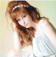 Luxury Women Pearl  Hair Accessories Hairpin Fashion Classic Crystal Rhinestone Hair Barrette Clip