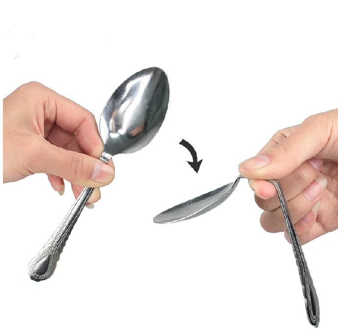 Nitinol Spoon Magic Bender Spoon Bend Magic