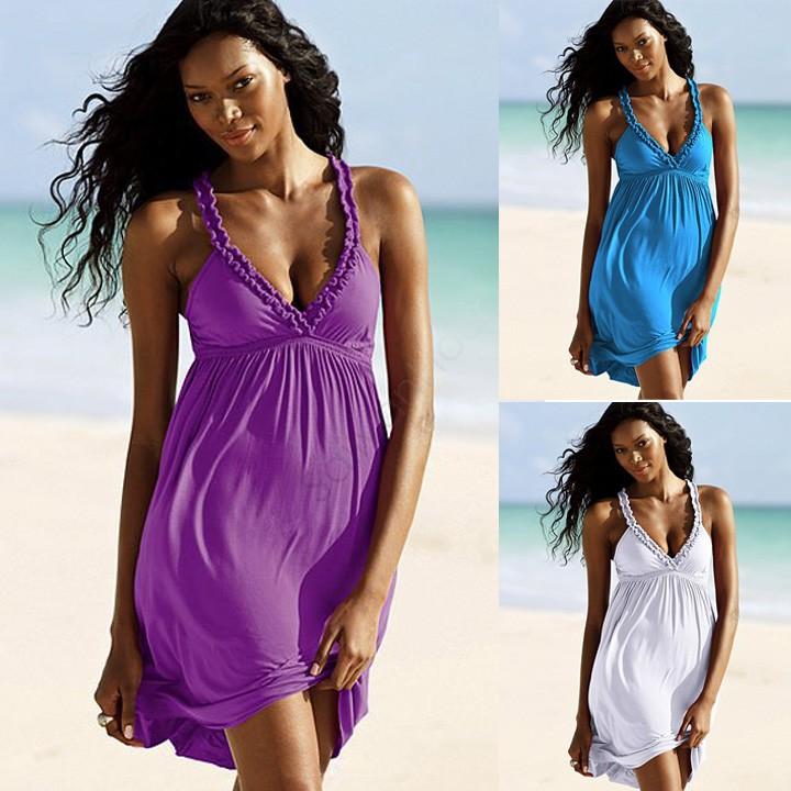Женская туника для пляжа Brand New#S_E 34 ###