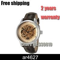 ar4605 ar4625 ar4626 ar4627 ar4629 ar4629gold Fashion Vintage Mechanical Watch Men Leather Automatic watches men luxury brand
