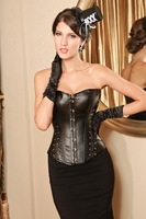 Beauty online 2014 !!NEW Sexy Ravishing Corset Top with G-string LC5244