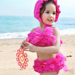 купальник для девочек New brand 2/8y Biquines 4118
