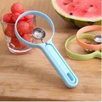 2pcs/set Vegetable Fruit Peeler/Zester/Cutter Melon Peelers Slicer Spoon Cooking Tools Gadgets Helper