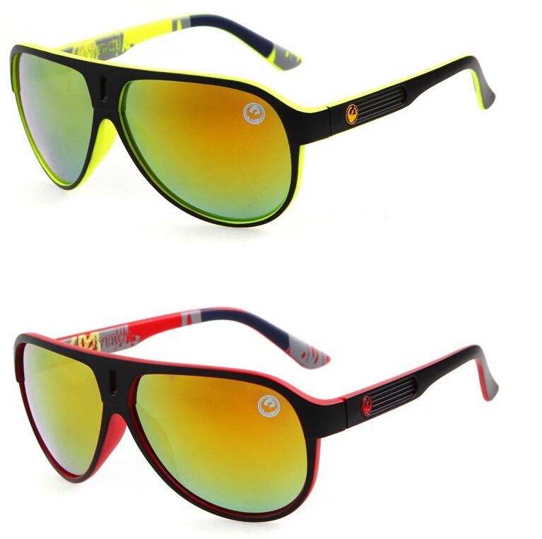 Мужские солнцезащитные очки Vogue Deportivas Oculos Aviador Gafas Lentes DRAGON 921