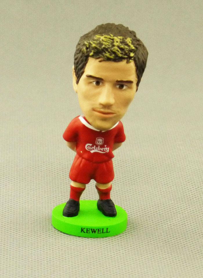 Genuine Corinthian bulk England 2003 Liverpool football star Kewell(China (Mainland))