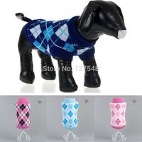 pet dog sweater for autumn winter warm knitting crochet clothes for dog Clothing chihuahua dachshunds pitbull,cama para cachorro