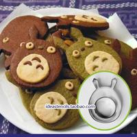 2015 new Hayao Miyazaki Totoro stupid Meng fondant cookies cut biscuit mold mold mold cute kitty Indian film,HMC117