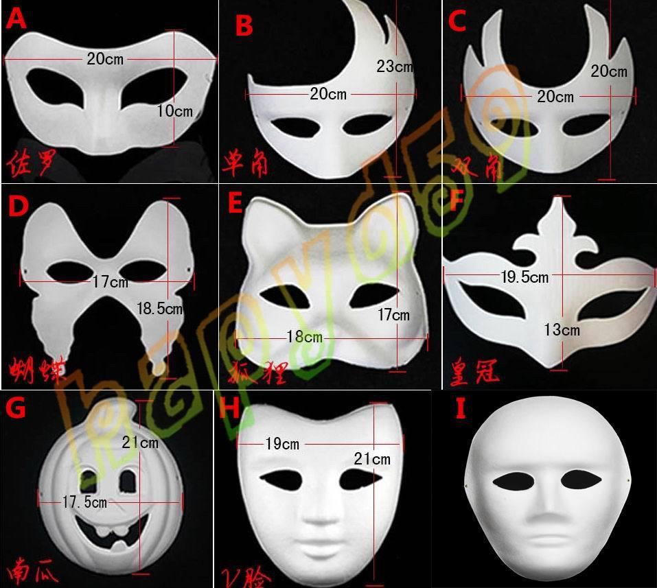 Как сделать маску лица