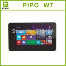 2015 NEW PIPO W7 Quad Core Windows 8.1 Tablet PC 7 inch Intel Atom Z3735G 1GB RAM 16GB ROM Dual Camera GPS HDMI OTG