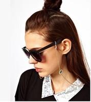 2015 British girl tide brand fashion magazine Eyes mirror line restoring ancient ways Glasses  chain