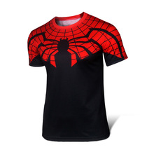 Free Shipping new 2015 slim personality lovers male short sleeve T shirt male short sleeve