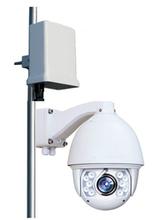 Outdoor PTZ Dome IP Camera 20x Optical Zoom 2 Megapixel 1920*1080 HD Wifi wireless IR 150m IR-Cut Smartphone view