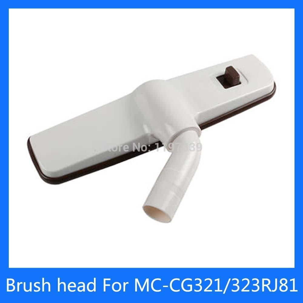 31mm Brush head Suction Roller Brush vacuum cleaner accessories Replacement For Fit Panasonic MC-CG321/323RJ81(China (Mainland))