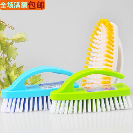 Revitalization of laundry brush fruit high quality floor brush tile hand washing brush cleaning brush(China (Mainland))