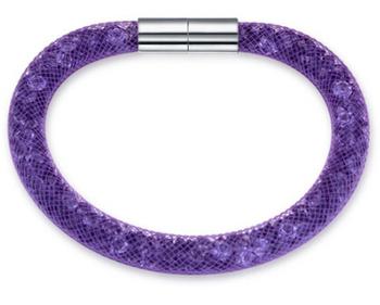 8-цветов браслеты радуга рождественский подарок высокое качество кристалл с чистой ...