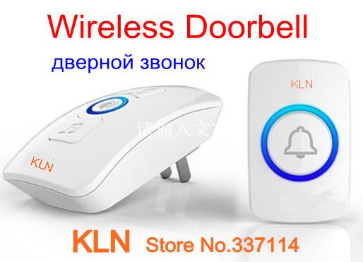 Дверной звонок Konlen 433 32 , 30 transimitters 433 KLN-525M датчики сигнализации kln 433 2262 kln pms01