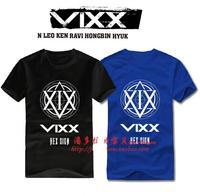 VIXX LIVE FANTASIA HEX SIGN Voice VisualValuein Excelsis T-shirt kpop