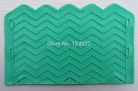 Wholesale 10 pcs/lot Cake Fondant Silicone Molds,Silicone Mat To Create Sugar Laces,Fondant Cake Decorating Molds Tools LC-102