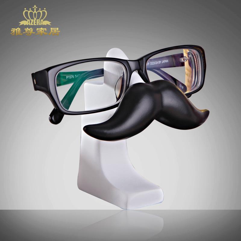 Glasses display rack resin glasses eyeglasses frame shop the base modern fashion home decoration(China (Mainland))
