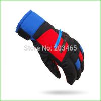 SG25K  Winter Men Waterproof Snow Gloves Outdoor Women Skiing Gloves Snowboarding Gloves For  the Men