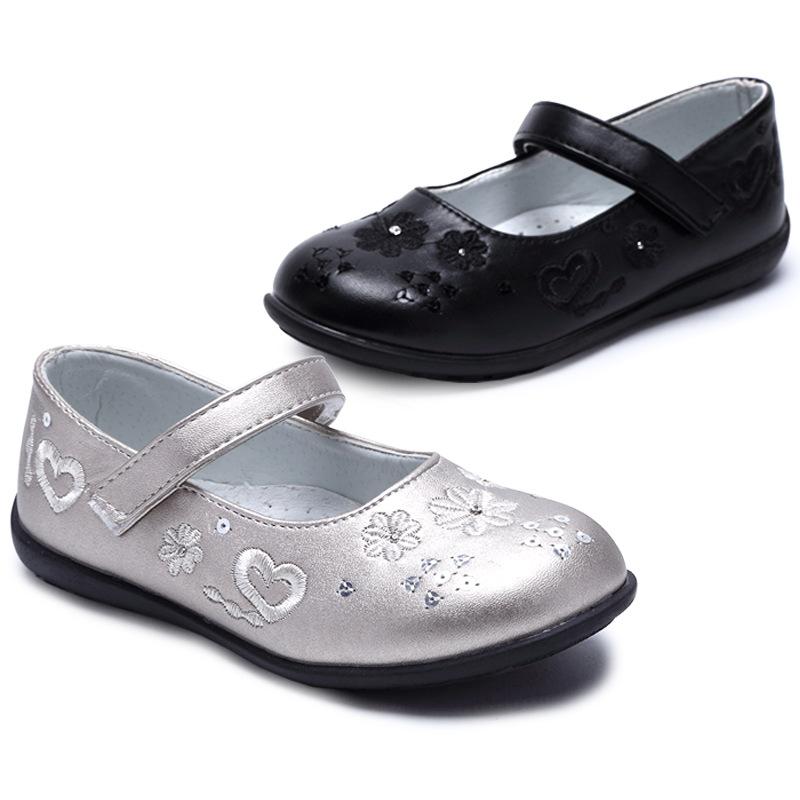 princesse chaussures unique douce fleurs chaussures enfants filles chaussures de mode en gros les enfants de style unique chaussures mignon