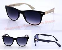 New Style Brand SunGlasses  Bamboo Men Wood sunglasses Gafas  Vintage Oculos De Sol  Masculino  4195