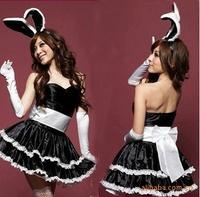 Taste super cute bunny suit dress games played Bunny Christmas dress wholesale 8123