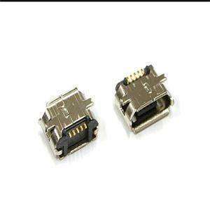 Fashion New Reliable Great 10 Pcs Micro USB B Female 5 Pin SMT Socket Connectors(China (Mainland))