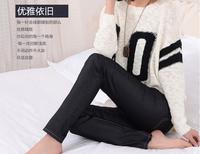 Korean  New  fashion Slim jeans  female pencil pants stretch jeans