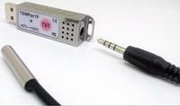 With Probe PC Computer Sensor USB Thermometer Temperature Data Logger Recorder -40 to +125