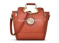 The new high-end European and American fashion handbags portable shoulder bag large capacity bag bag big wings