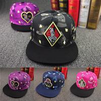 2015 Spring New Baseball Caps Hiphop Hats Men/Women's Causal Hats Dancing Visors Snapback Outdoor Sun topee SD011 Free Shipping