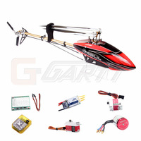 GT450L DFC TT Version 2.4GHz 6CH RC Remote Contorl Helicopter Combo