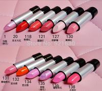 Free shipping 12pcs/lot1PCS Brand Makeup Matte Russian Red Lipstick Long-lasting Lipstick