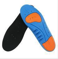 Double 1 PU shock absorption sport shoes pad comfortable elastic basketball running football hiking(China (Mainland))