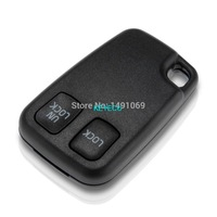Replacement Remote Key Case Shell VOLVO S40 S60 S70 S80 S90 V40 V70 V90 XC70 XC90 Fob 2 Button