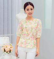 t shirt women tops roupas femininas blusas clothes t-shirt ropa mujer fashion lace flower design
