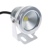 Waterproof LED Flood Light bulb Lamp 10W  RGB LED underwater light DC12V  Warm White/White  high power   led floodlight