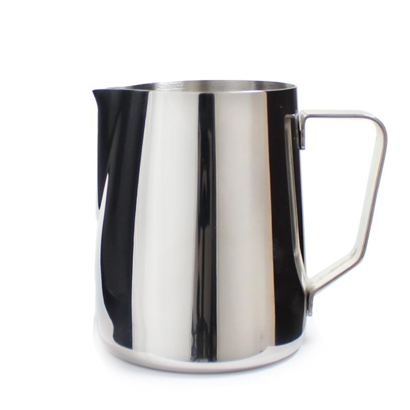 Moka Pot Stainless Steel Foamer Pot Stainless Steel