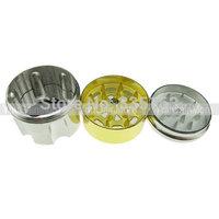 New Bullet Shape Metal Tobacco Herb Grinder 3 parts Crusher Hand Muller
