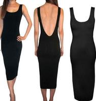 2015 Luxury Fashion Women Summer Backless Dress Bandage Sexy Evening Club Party Bodycon Bandage Wear Dress vestidos de festa