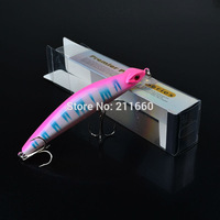 """2015 Top fishing bait 1color  Fishing Lures Design 4.5""""-11.43cm/15.01g-0.529oz fishing tackle 2# hook Retail box package"""