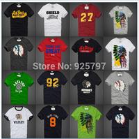 t shirt cotton New 2015 brand t shirt men Famous men o-neck t-shirt sport undershirt casual mens tshirts